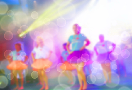 Abstract blurred background Entertainment Concert Stock Photo - 110684251