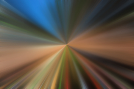 Abstract soft and blurred of speed action background concept