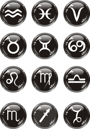 The black zodiac
