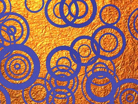 gaily: Violet circles