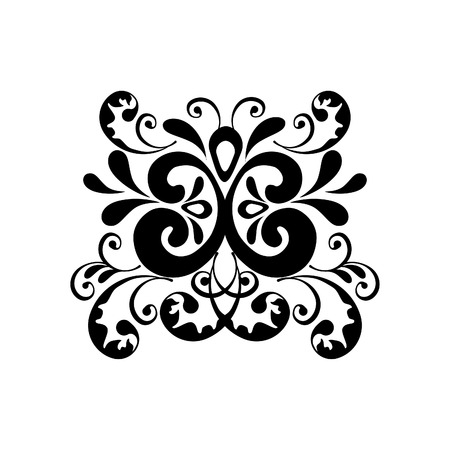 tattoo design: Patterns of tribal tattoo for design use