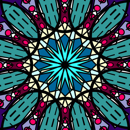 mandala: Mandala Design Illustration