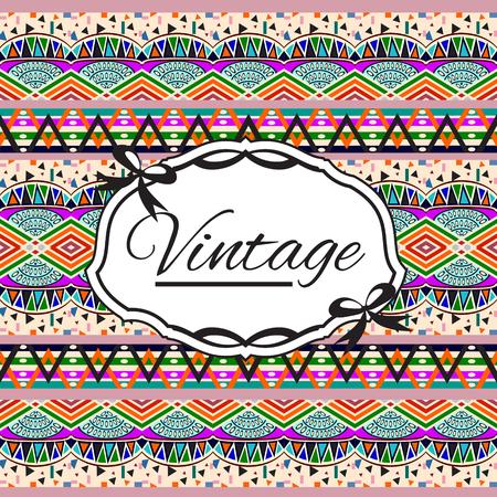 old letter: Seamless vintage background Vector background for textile design. Wallpaper, background, baroque pattern