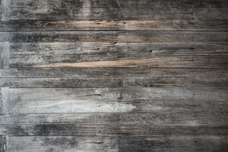 black wood texture: Close up of Old vintage wood textured and background Stock Photo