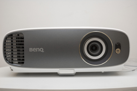 23 february 2018-Bucharest, Romania. The 4k projector released from Benq Editorial