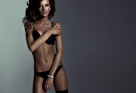 Beautiful model  photo
