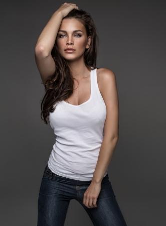 sexy woman jeans: Sexy woman