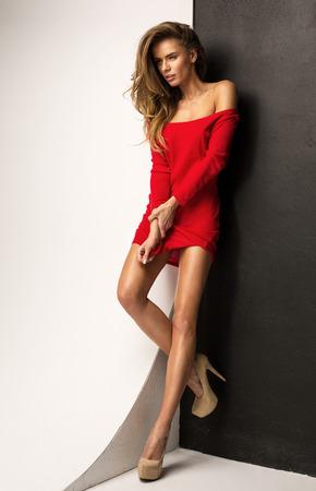fashion shoot: Fashion shoot of young woman