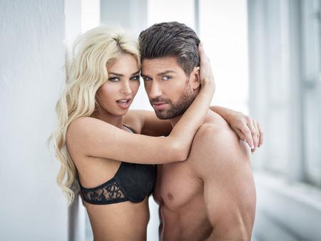 nude wife: sexy couple
