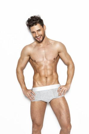männchen: Sexy junge Männer