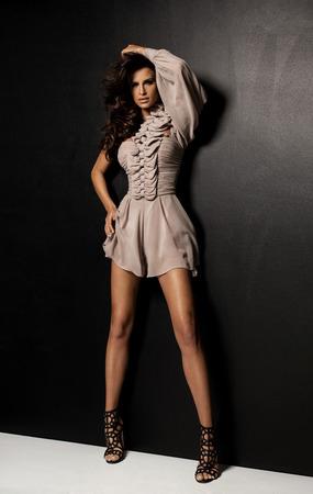 Fashion woman Stock Photo
