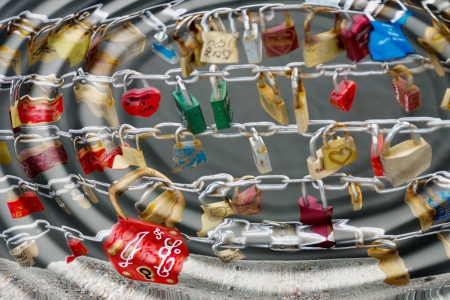 Love Locks photo