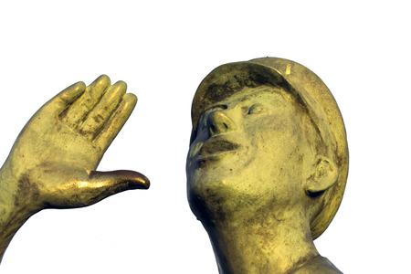 outcry: Rufer statue in Lauenburg Editorial