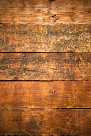 weathered: close up of  weathered and textured boards on an old wooden farm door Stock Photo