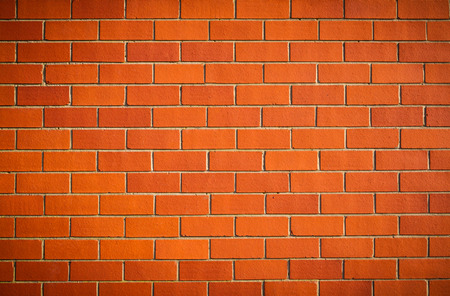 red brick: red brick wall background
