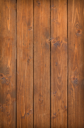 close up of  weathered and textured boards on an old wooden farm door Stock Photo