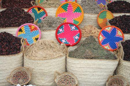 The Egyptian market photo