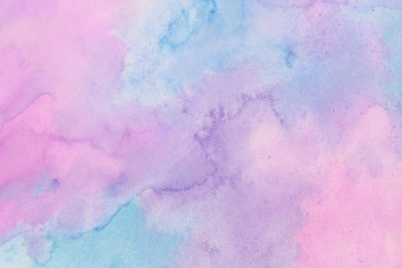 colored backgrounds: Abstract  watercolor background texture