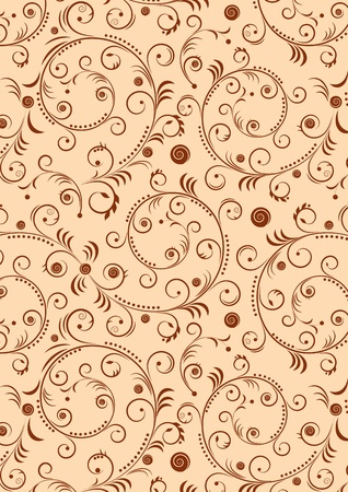 Illustration of abstract seamless background Vector
