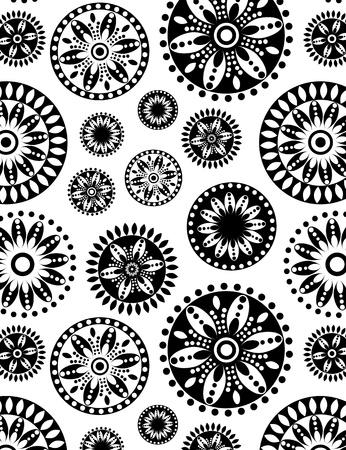 Illustration of abstract seamless background Иллюстрация