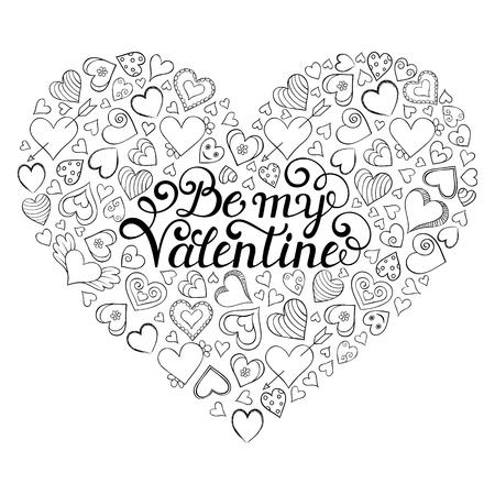 Berühmt Glückliche Valentinstagherzen Malvorlagen Ideen - Ideen ...
