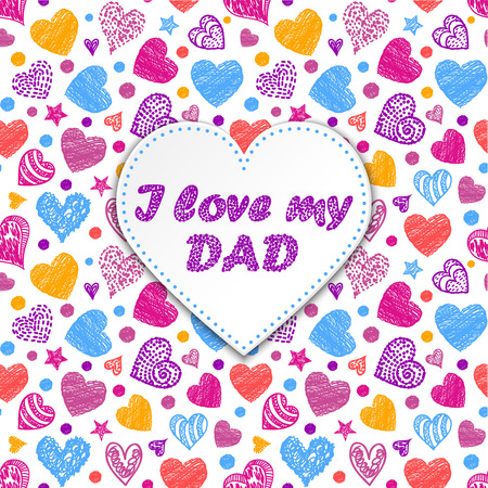 speck: I love dad.