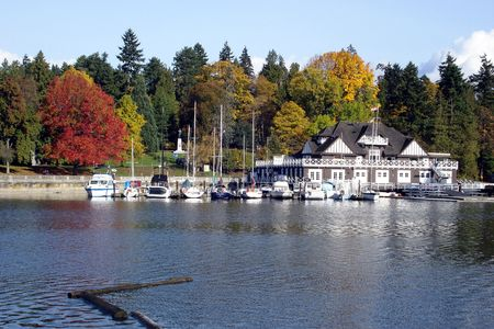Autumn @ the Rowing Club