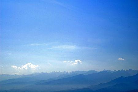 fagaras: montagne di Fagaras
