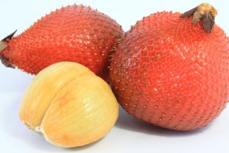 Zalacca fruit, Traditional seasonal Sweet fruit flavors photo