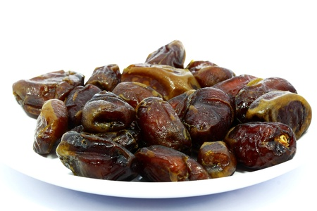 noix: Close-up on dried dates