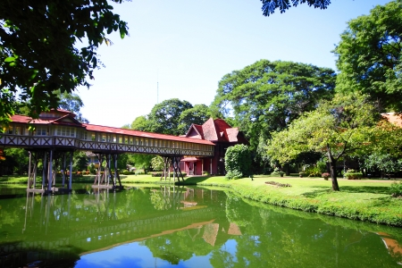 Sanam chan Palace, Nakhon Pathom Province,Thailand