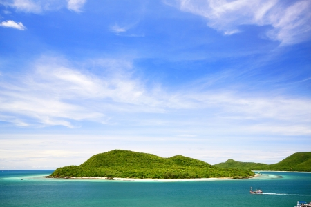 Samaesan Island of chonburi,Thailand photo