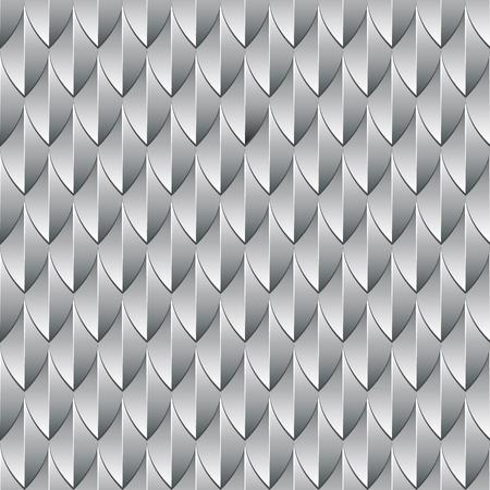 ドラゴンシルバースケールからのパターン。
