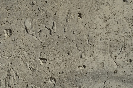 gray concrete wall for texture or background
