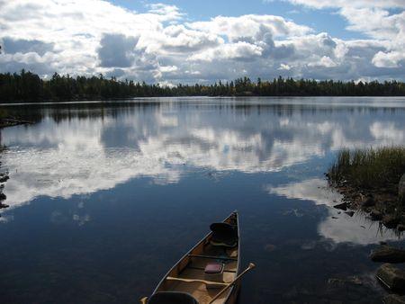 Hegman Lake Portage