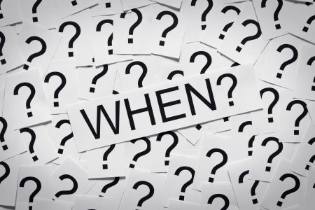When  Many question marks on paper  Question concept Stock Photo - 19294735