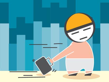 bankrupt: Businessman Bankrupt