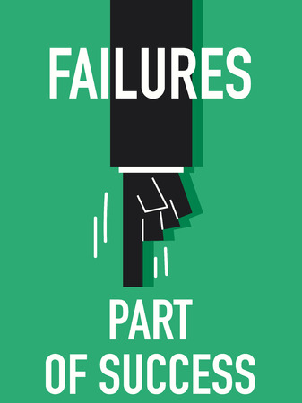 debility: Word FAILURES Illustration