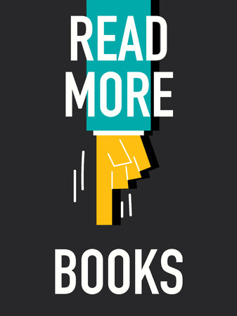 Word READ MORE BOOKS