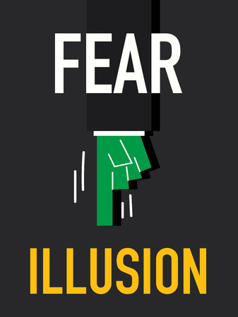 delusion: Word FEAR