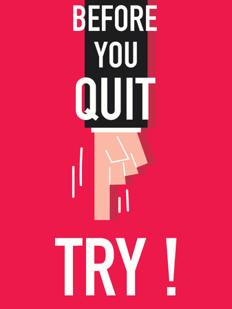quit: Word BEFORE YOU QUIT