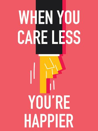 happier: Word CARELESS