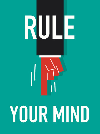 foster: Word RULE YOUR MIND