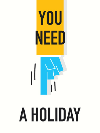 calm down: Words YOU NEED A HOLIDAY