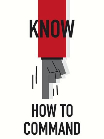 how: Palabras saben como manejar Vectores
