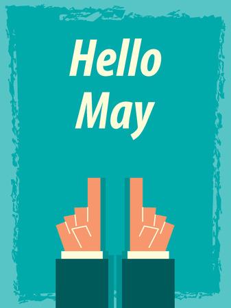 may: Hello May
