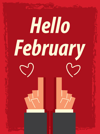 february: Hello February
