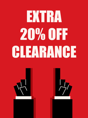 clearance: Clearance typography