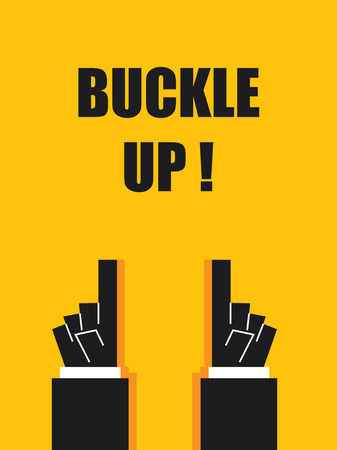 buckle: BUCKLE UP Illustration