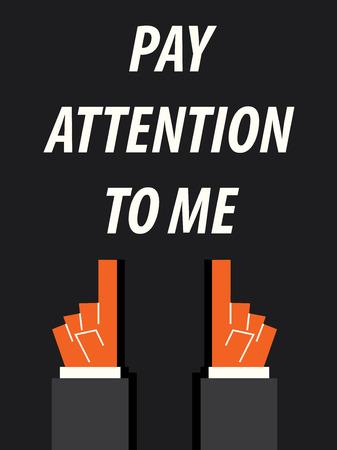 poner atencion: Me prestan atenci�n tipograf�a